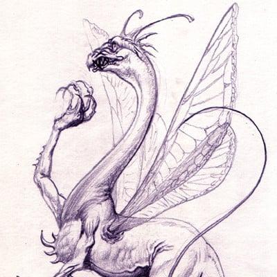 George almond faerie dragon02