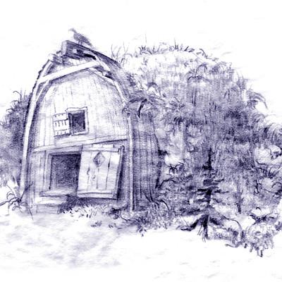 George almond dwarf dwelling