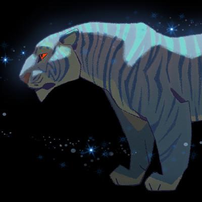 Liisa kareranta tigre