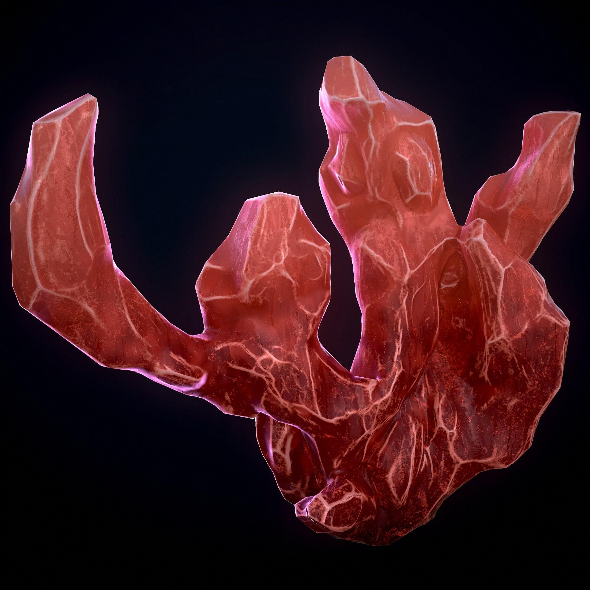 Andrew krivulya crystal render 6
