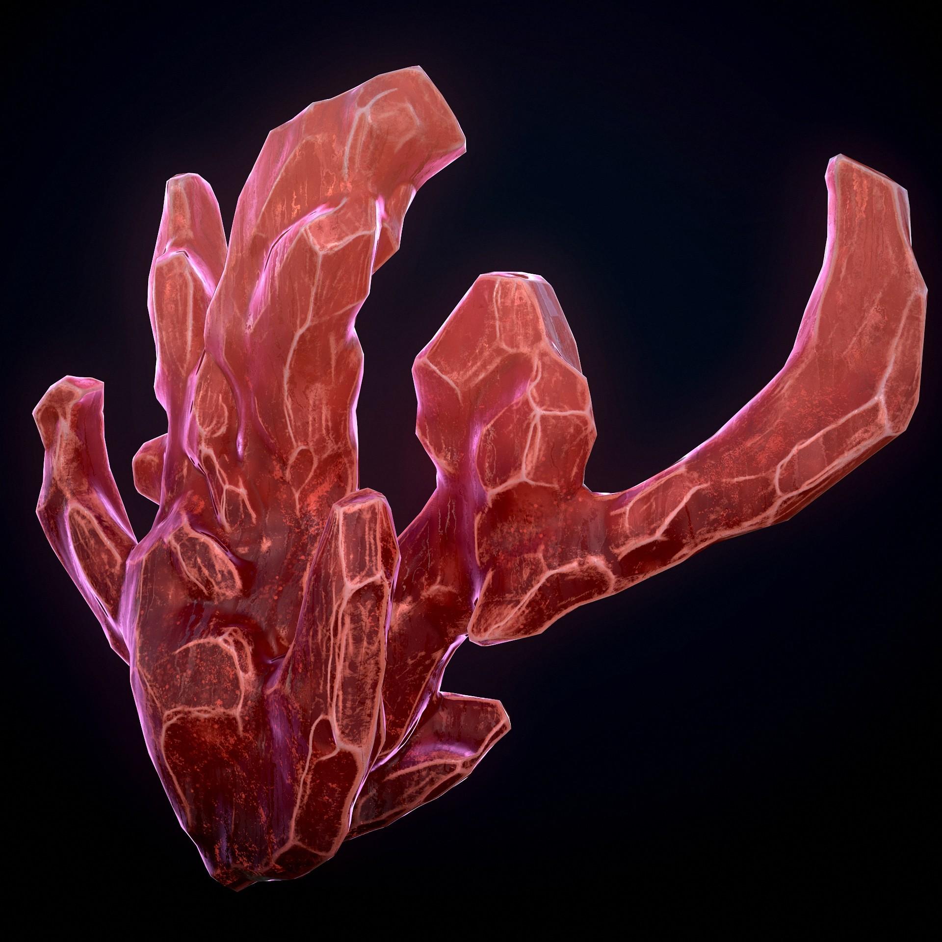 Andrew krivulya crystal render 8