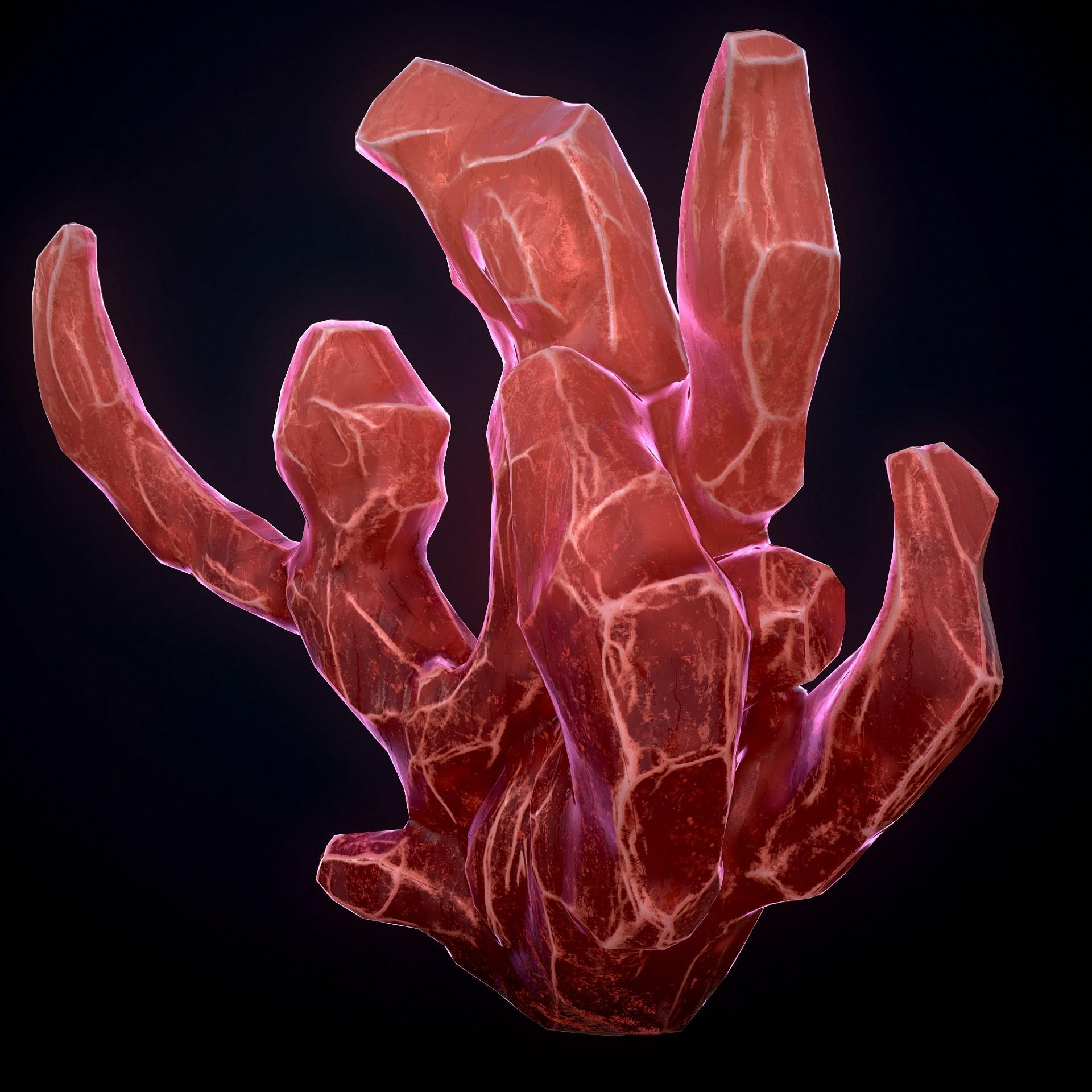 Andrew krivulya crystal render 4