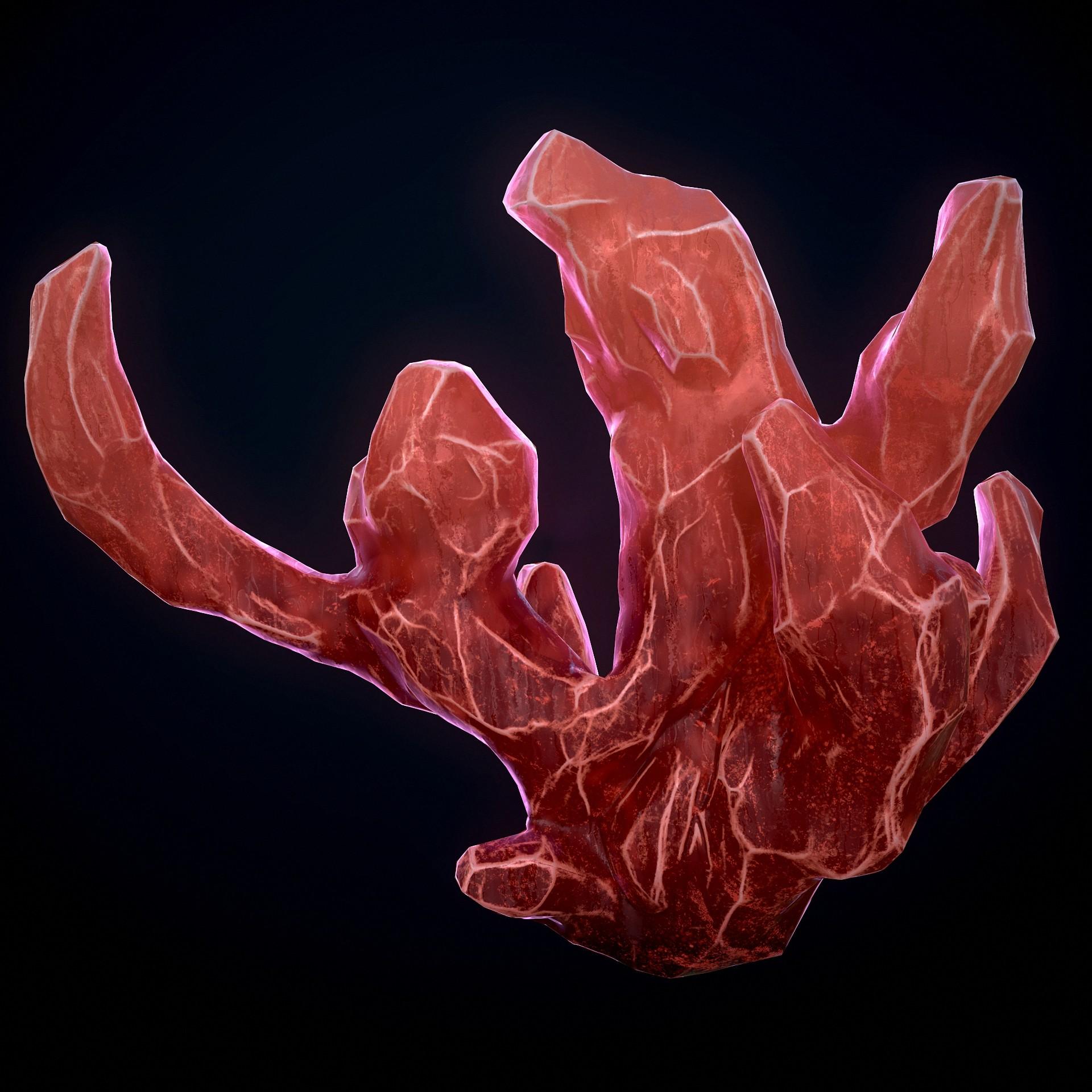 Andrew krivulya crystal render 5