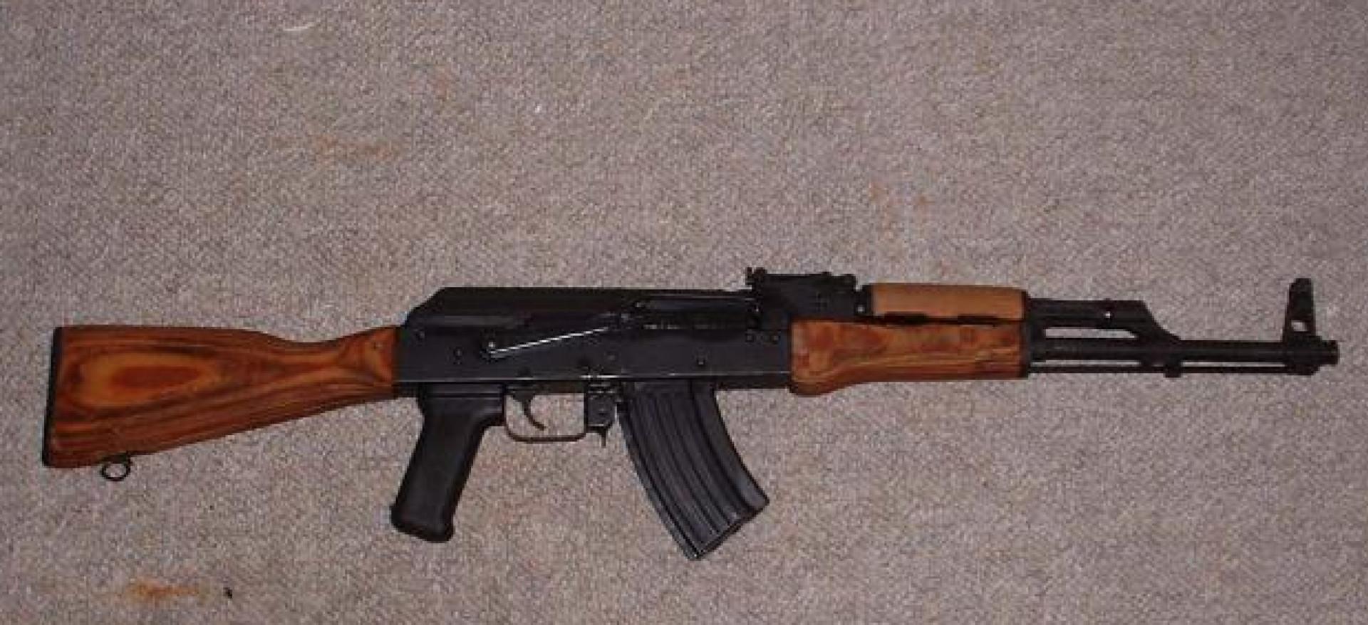 ArtStation - AK-47, Hyren Fabregas