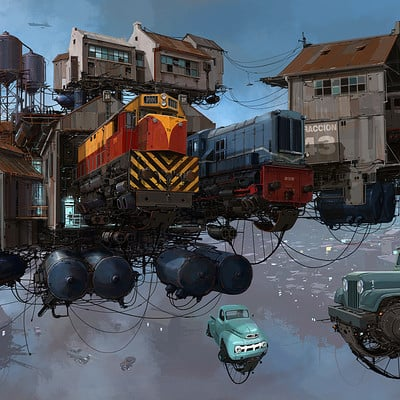 Alejandro burdisio trains