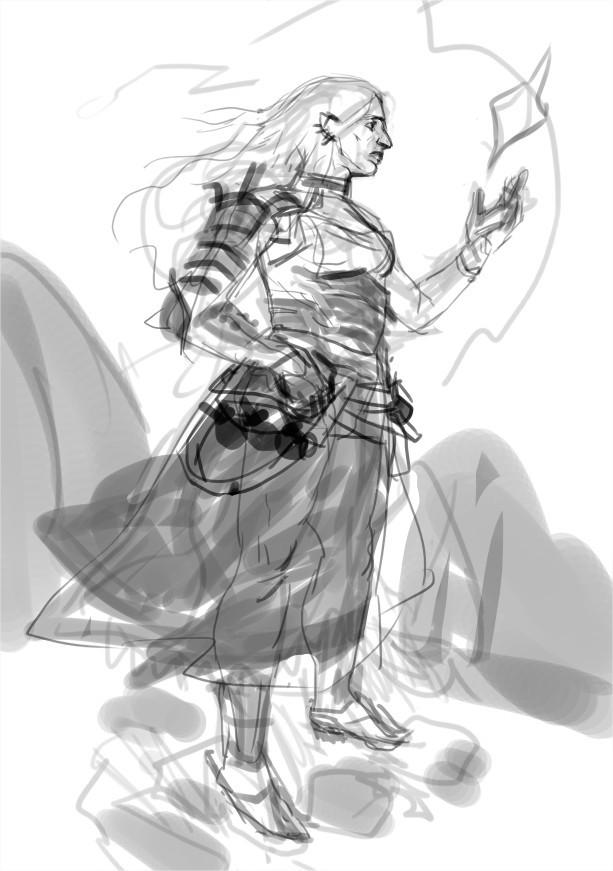 WIP - Sketch