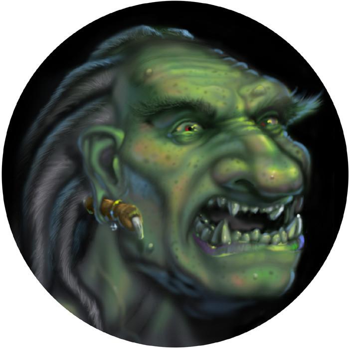 Bofmog, Ogre Warrior