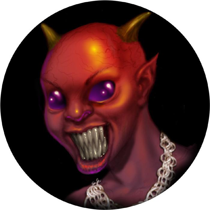 Hsine, Demoness