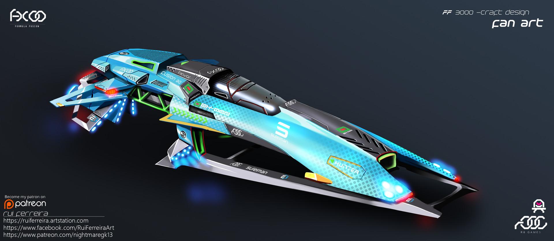 Rui ferreira ship concept 2