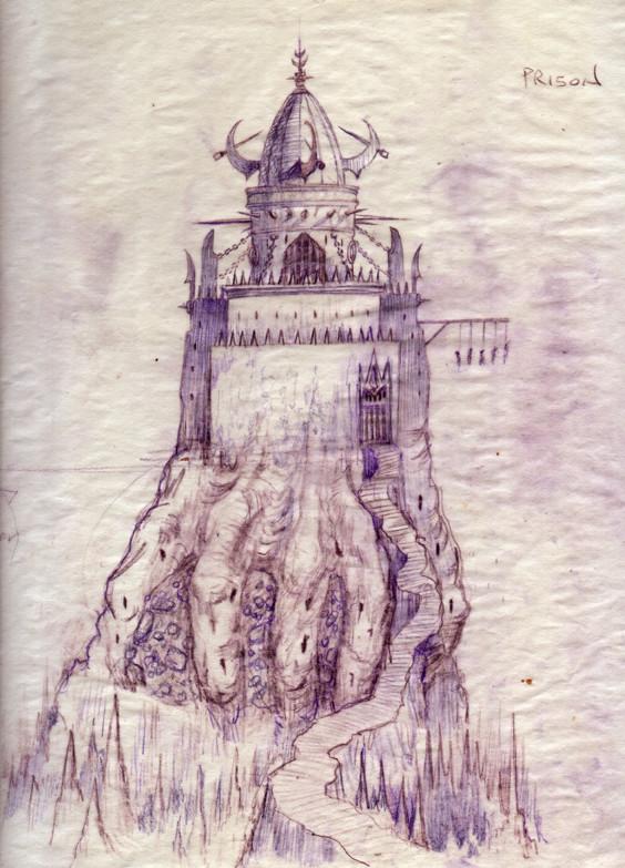 Inferno Town Prison