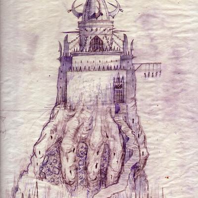 George almond inferno prison