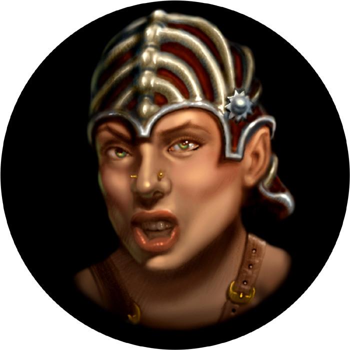 Valynn, Barbarian