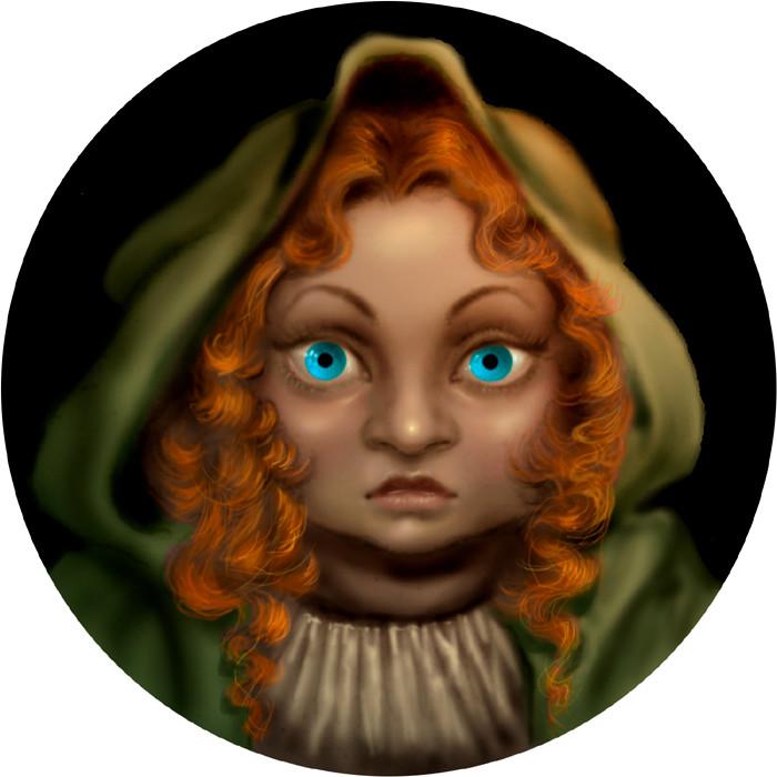 Tina, Elf Enchantress