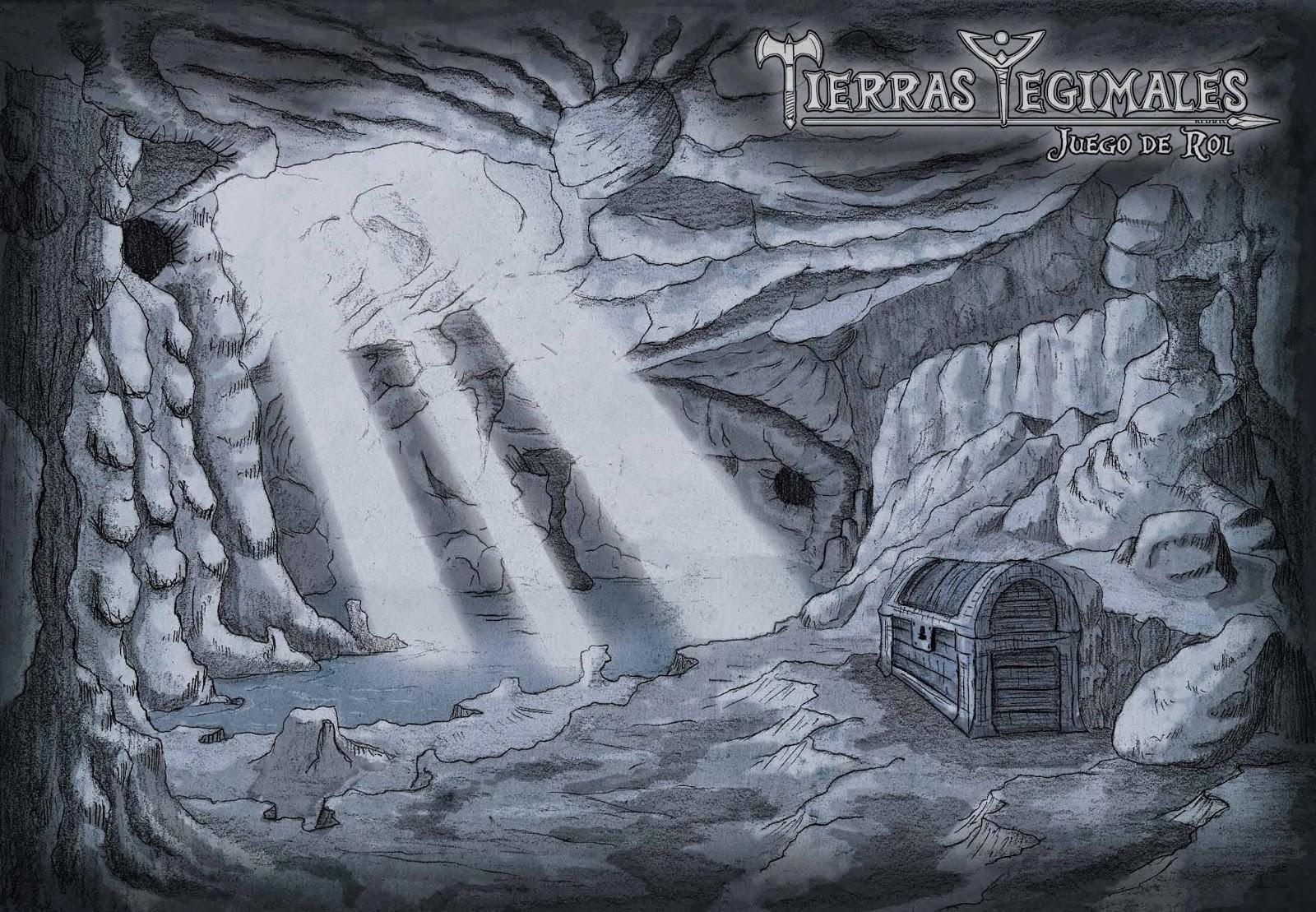 Daniel menendez caverna pirata