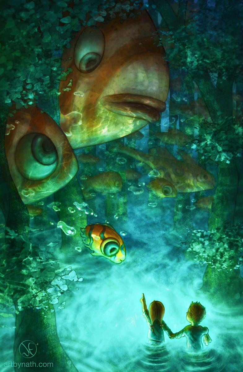 Nathascha friis nathascha friis fish dream 1