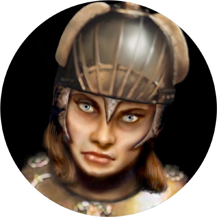 Charna, Warrior