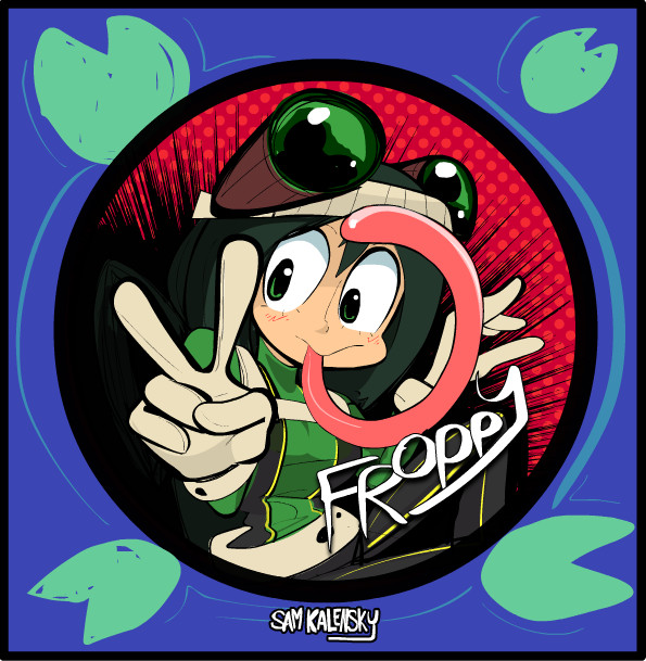 Sam kalensky froppy