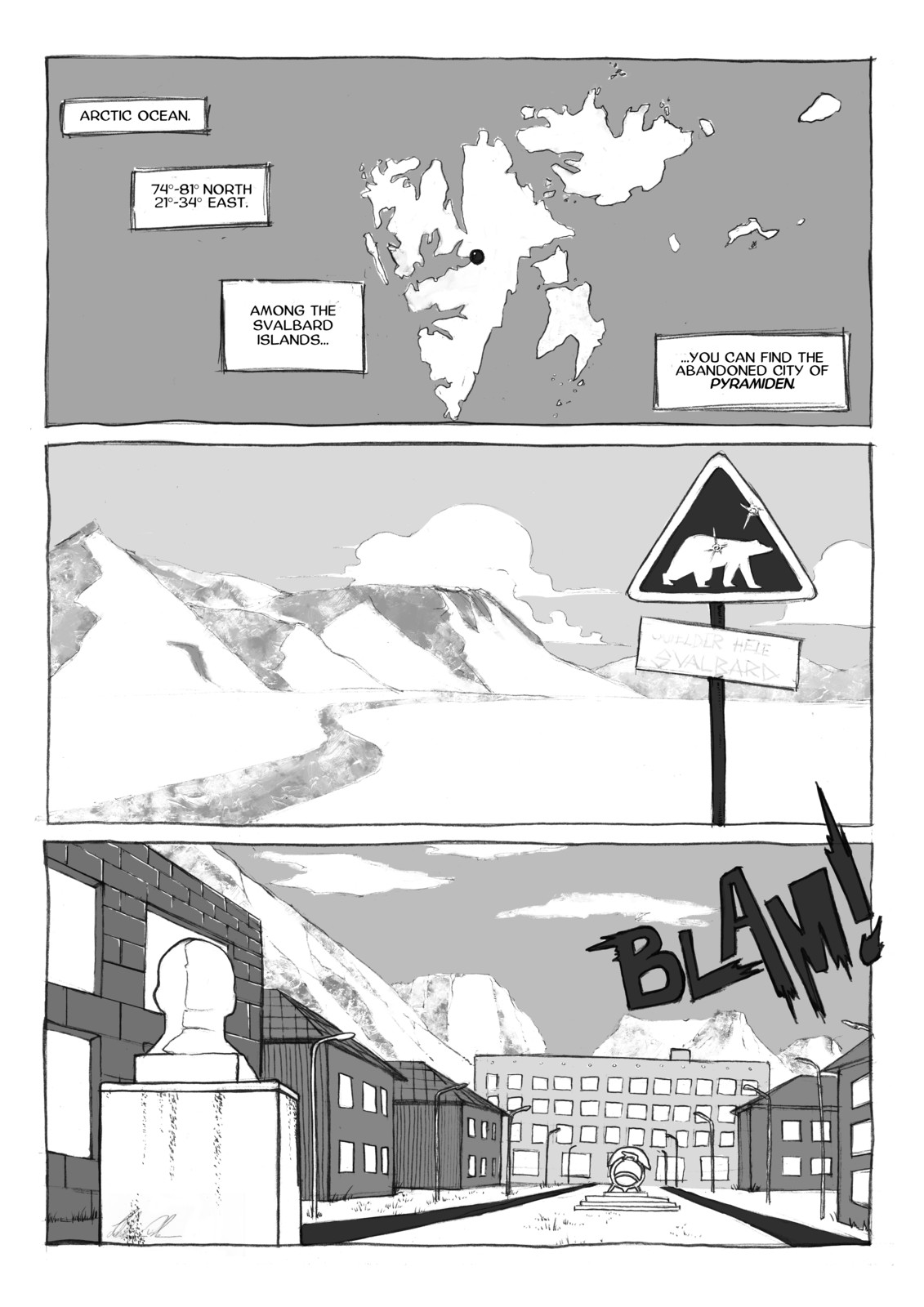 PIRLAMIDEN - page 1