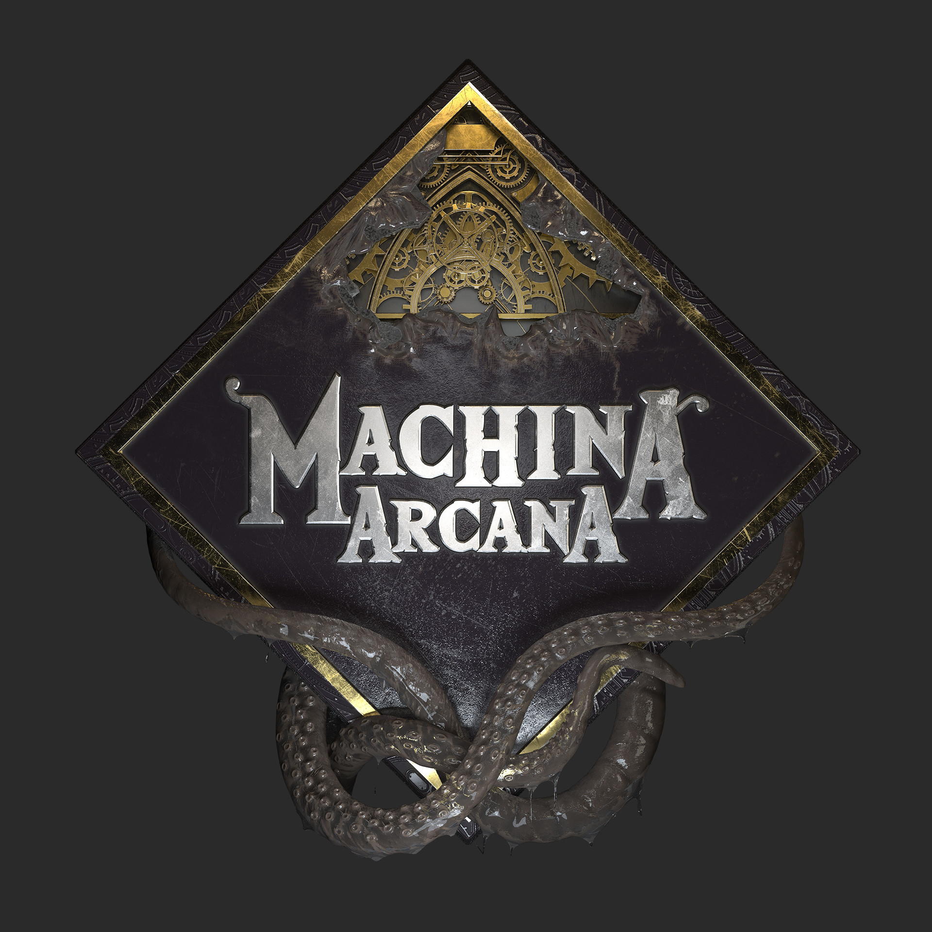 Kresimir jelusic robob3ar machina arcana no background