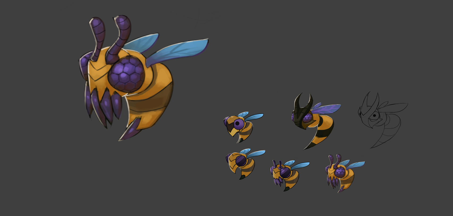 Allan macdonald bees 01
