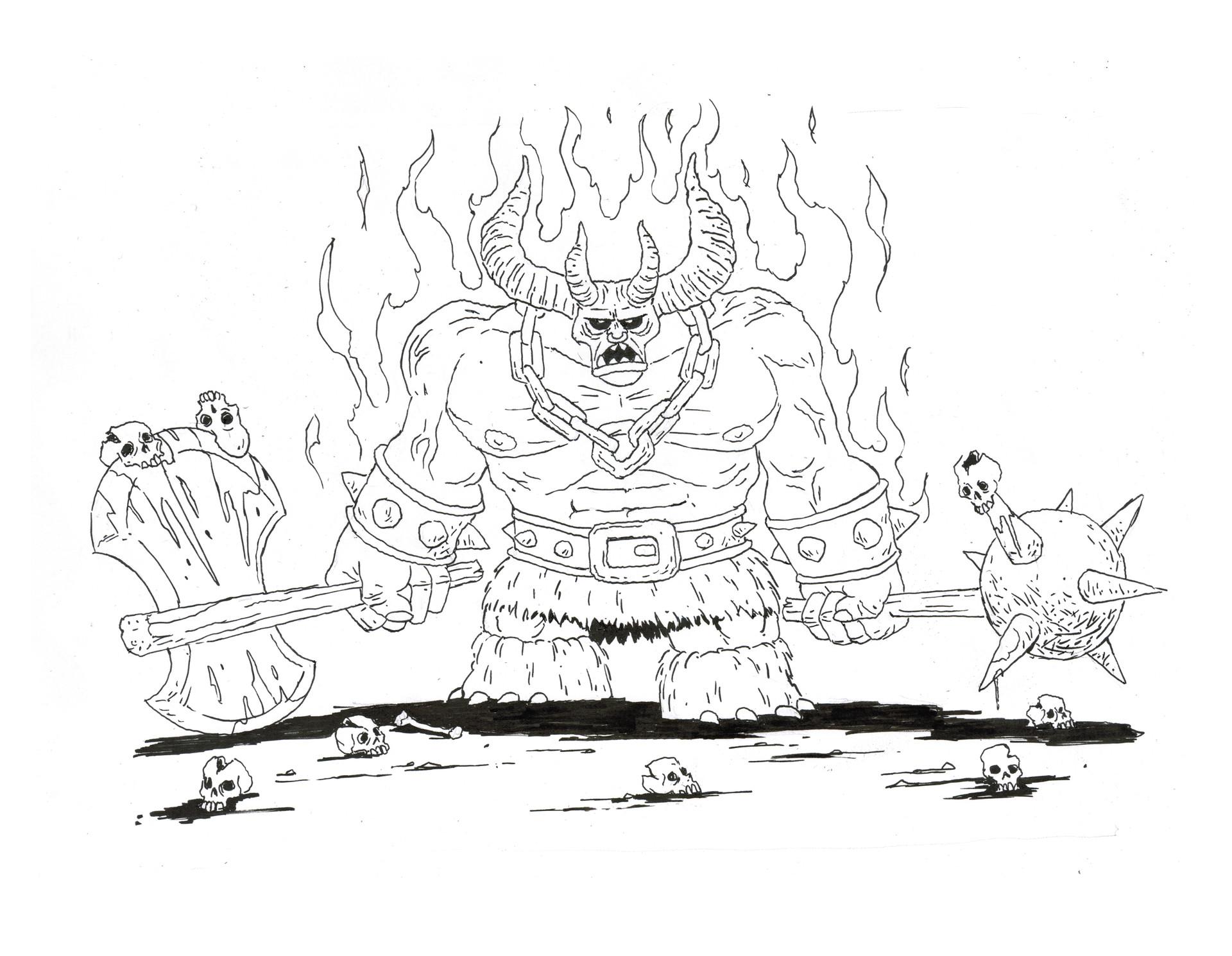 Jim bryson strongdemon ink 01