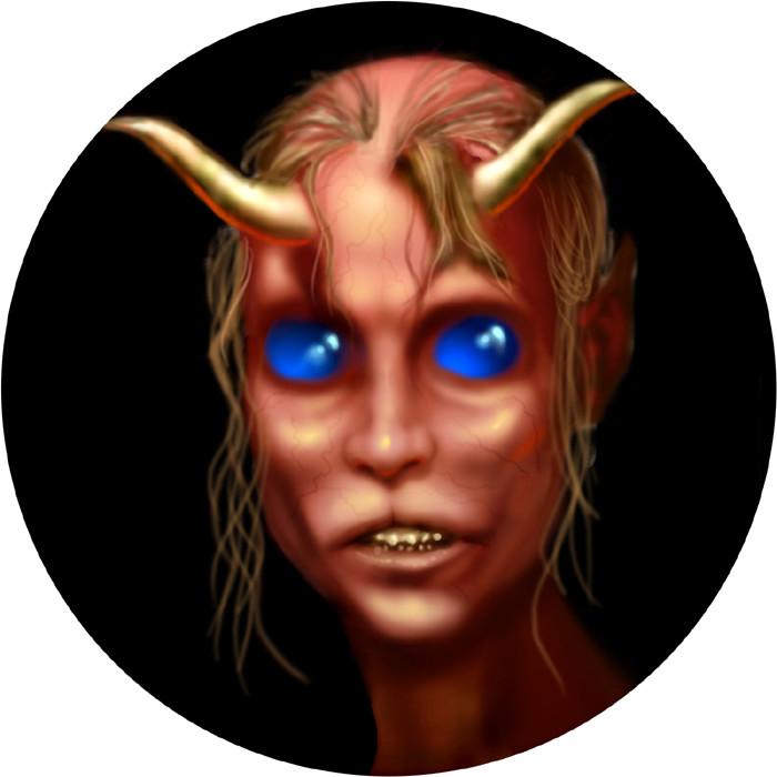 Ash, demon of bad hair days