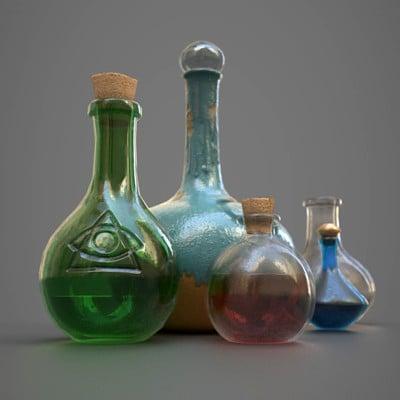 Alina godfrey bottles 3