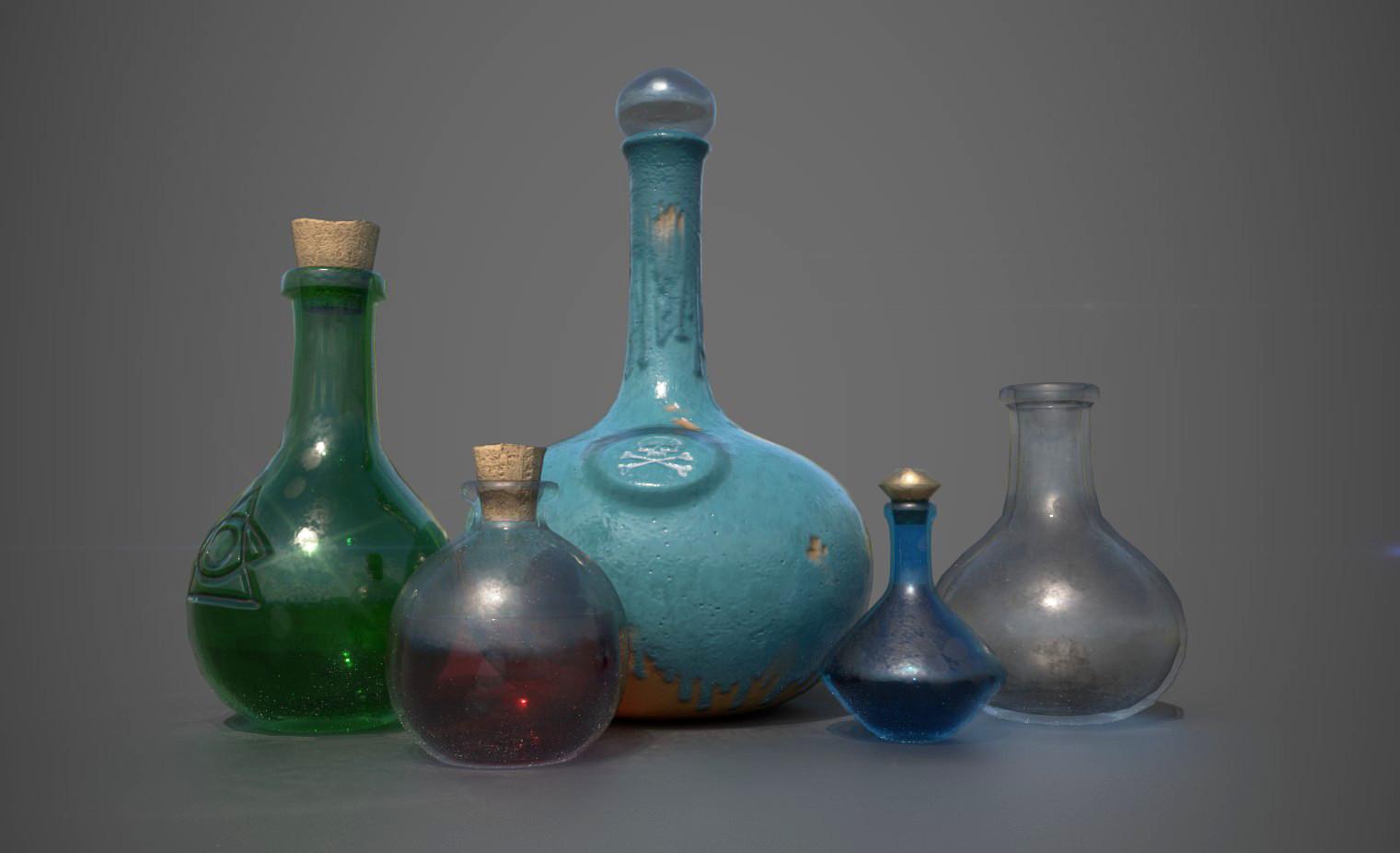 Alina godfrey bottles2