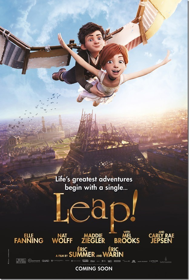 The MOVIE - LEAP/Ballerina