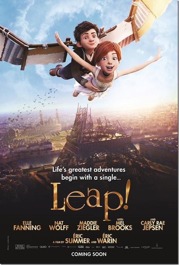 The MOVIE - LEAP/Ballerina