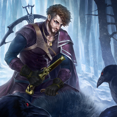 Lumberjack darkwolf