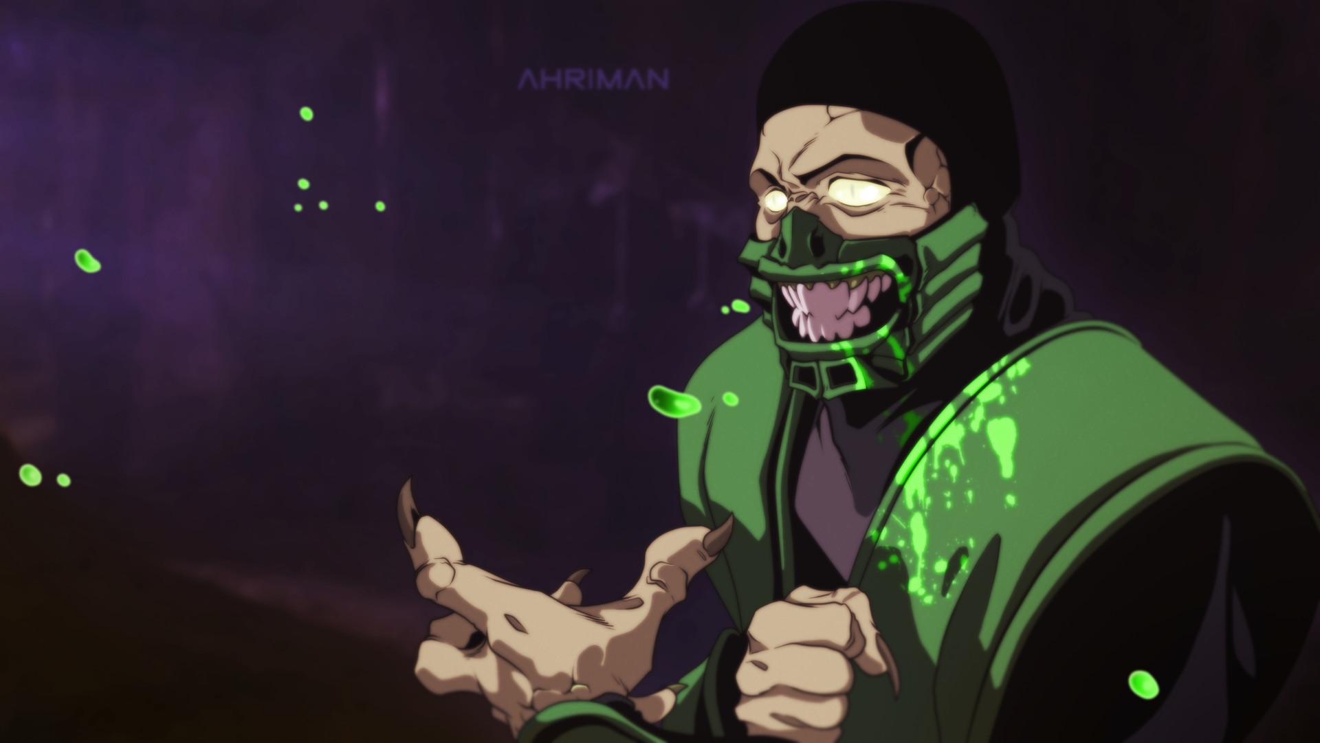 Dmitry grozov aka ahriman anime109