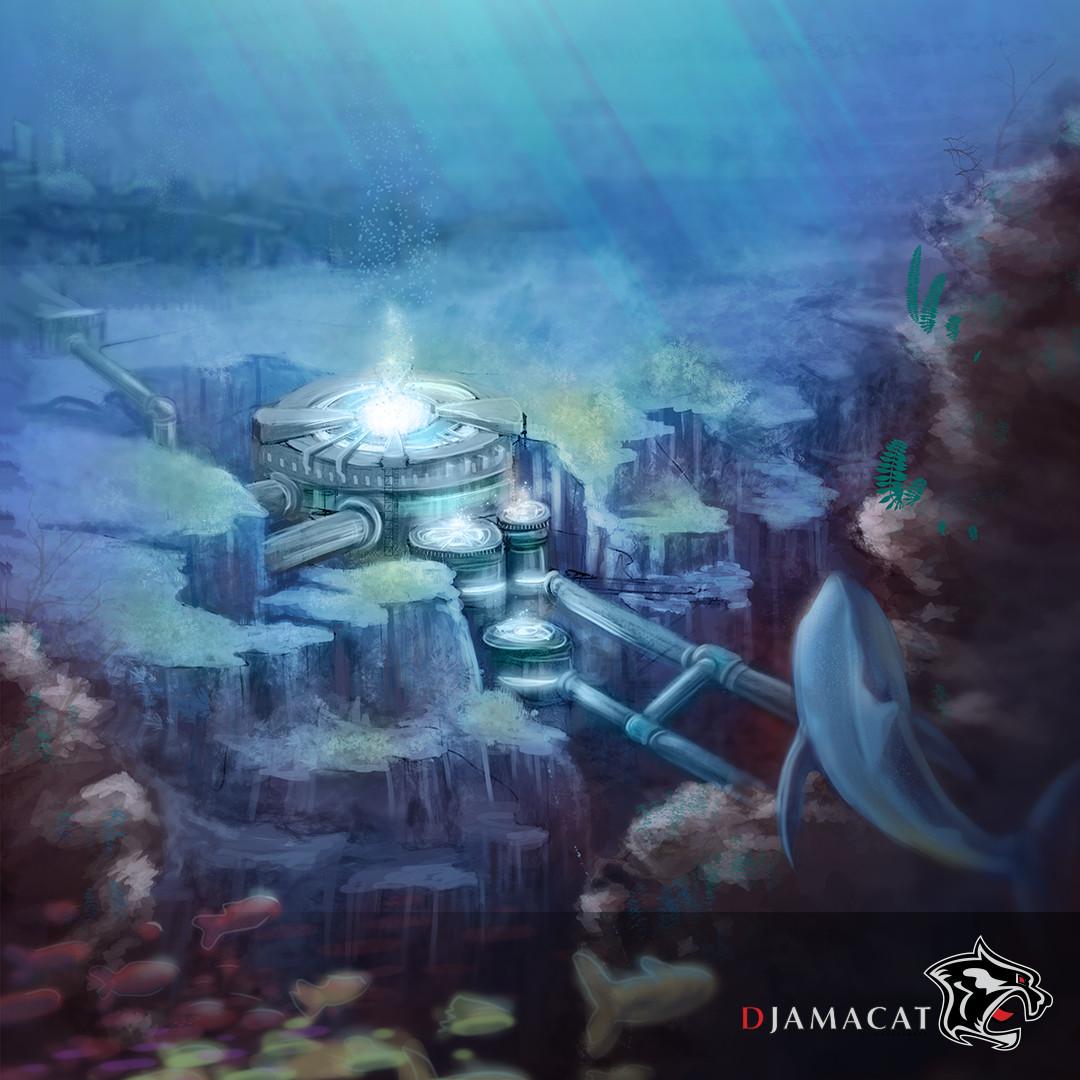 Djamacat gamesports djamacat conceptart mine insta