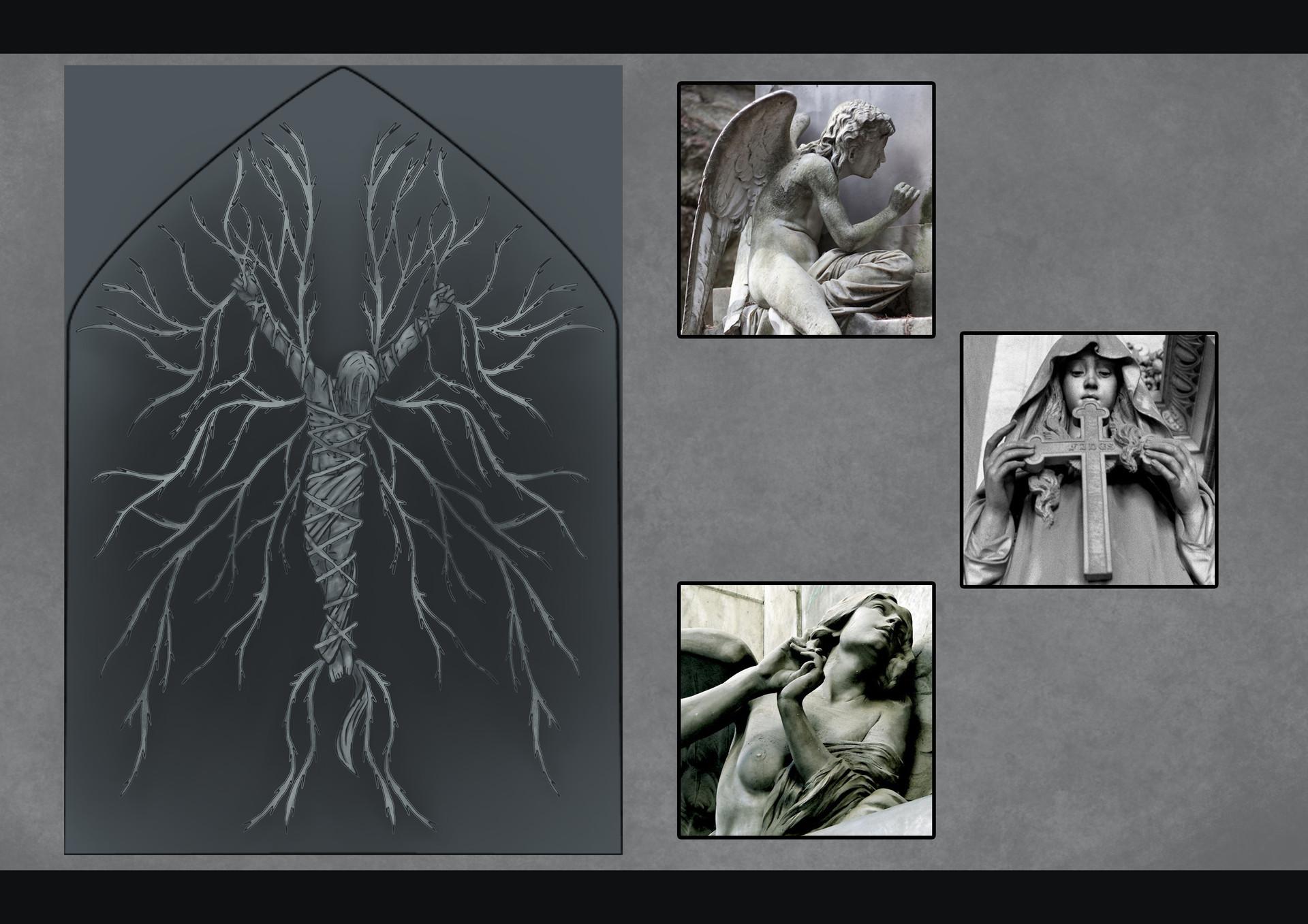Marius Nicolescu - Vampire Coven/Nightclub concept