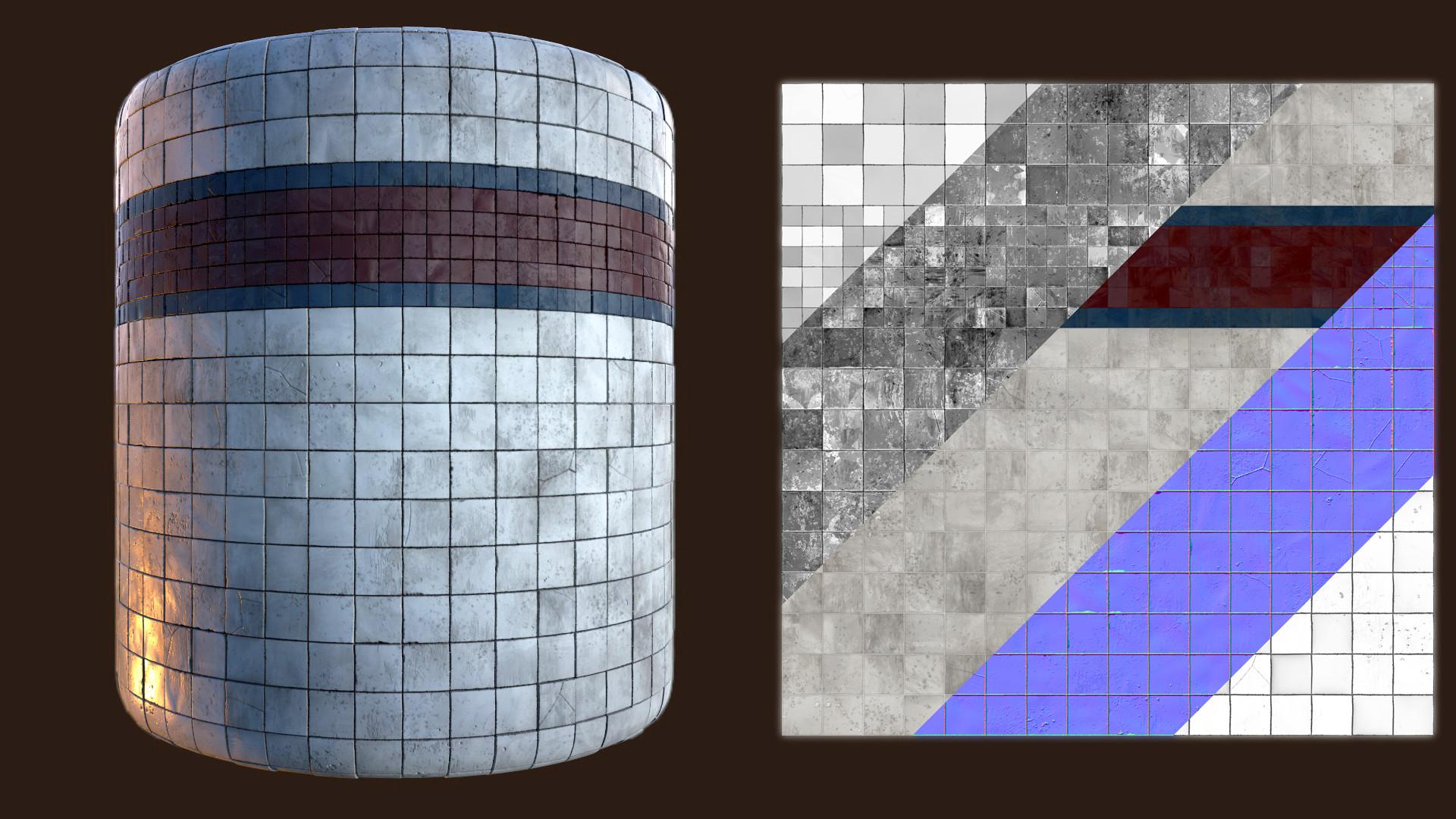 Stefan oprisan texture breakdown