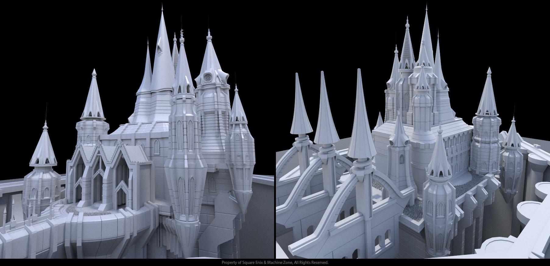 Jamir blanco citadel model