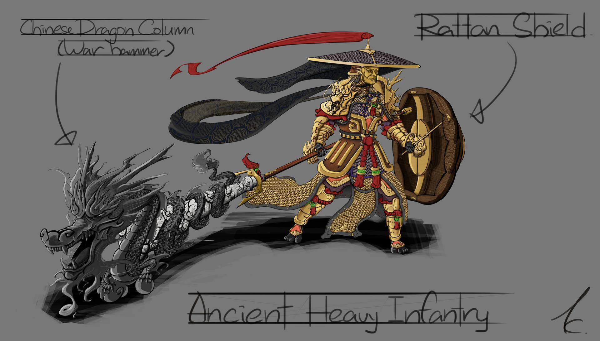 China Ancient Heavy Infantry_02