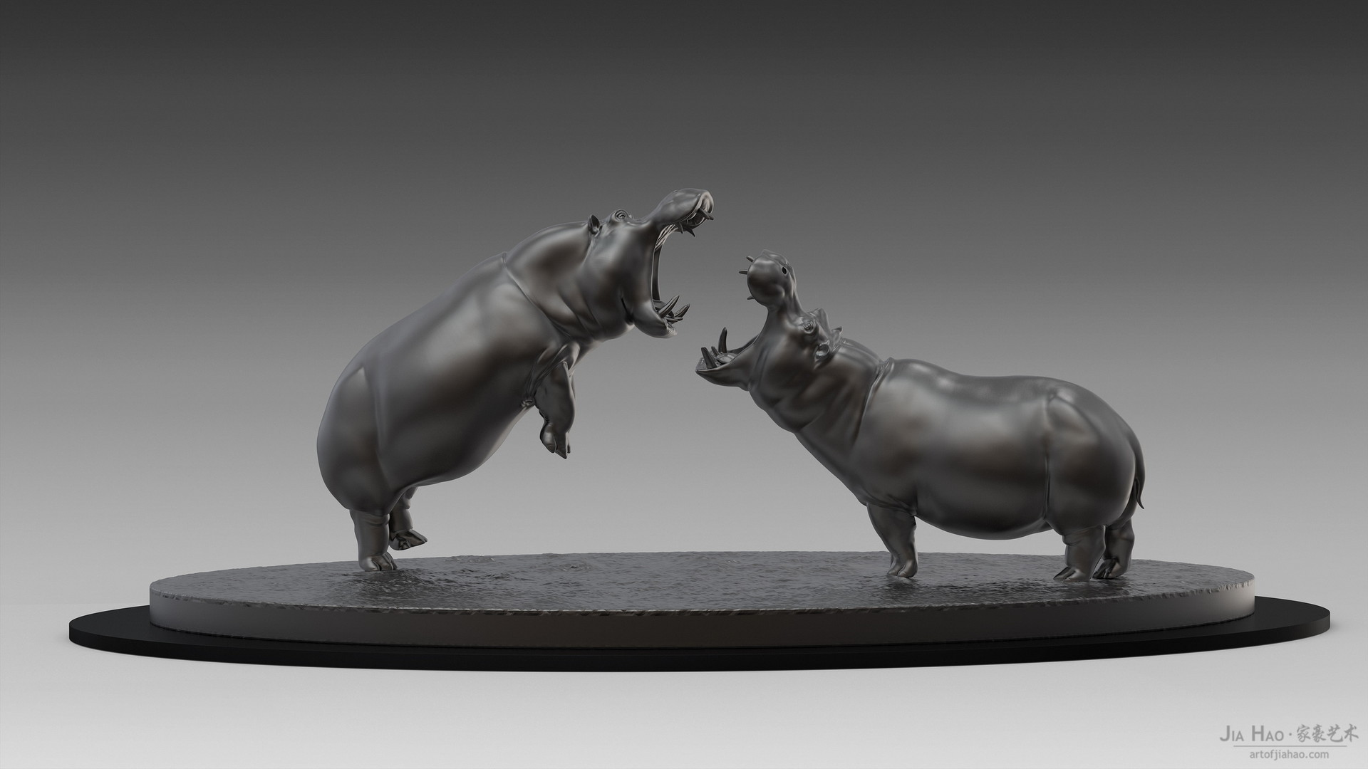Jia hao hippo digitalsculptureb 01