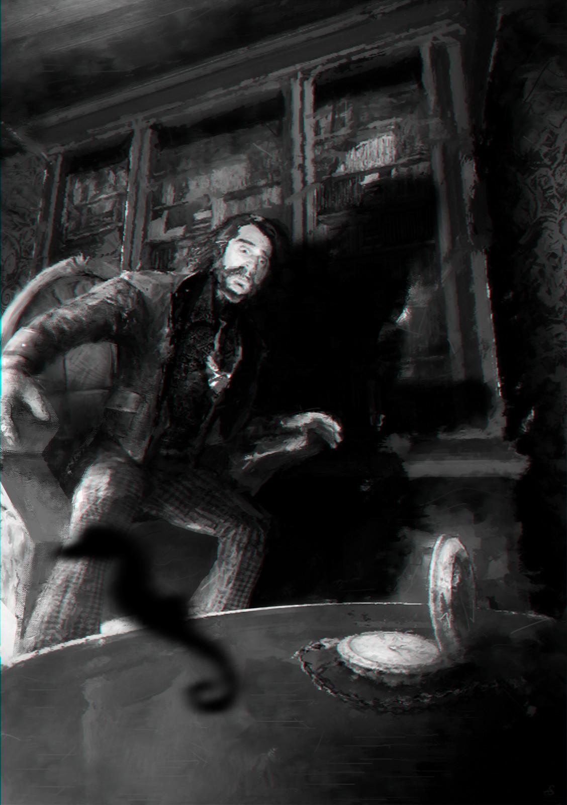 """""""Sur les Traces de Lovecraft"""" pack3"""