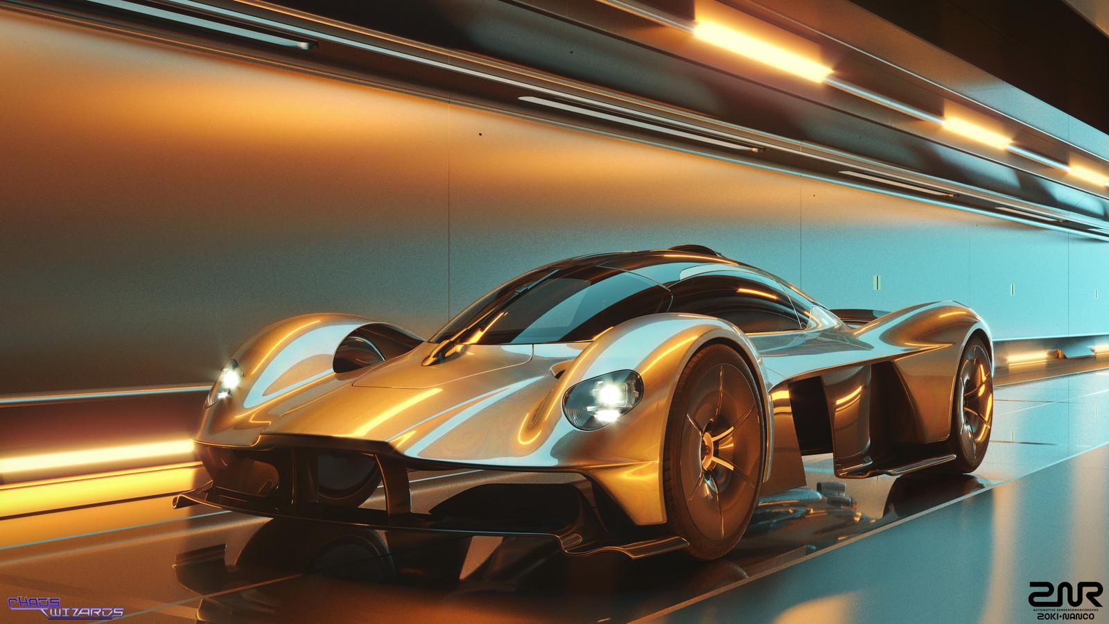 Artstation Aston Martin Valkyrie Zoki Nanco Nancorocks Znr3d