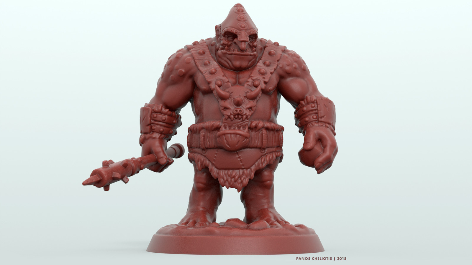 Ogre Miniature