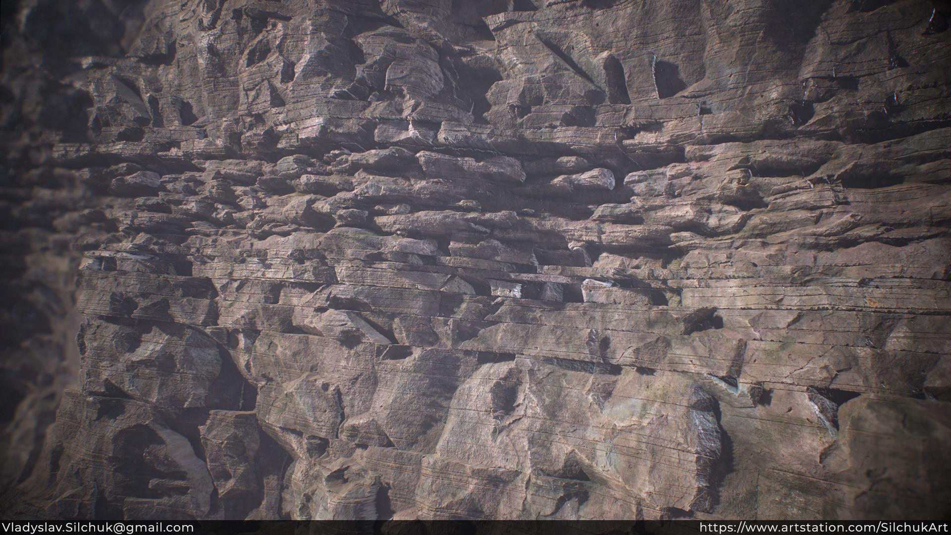 Vladyslav silchuk layered cliff 10