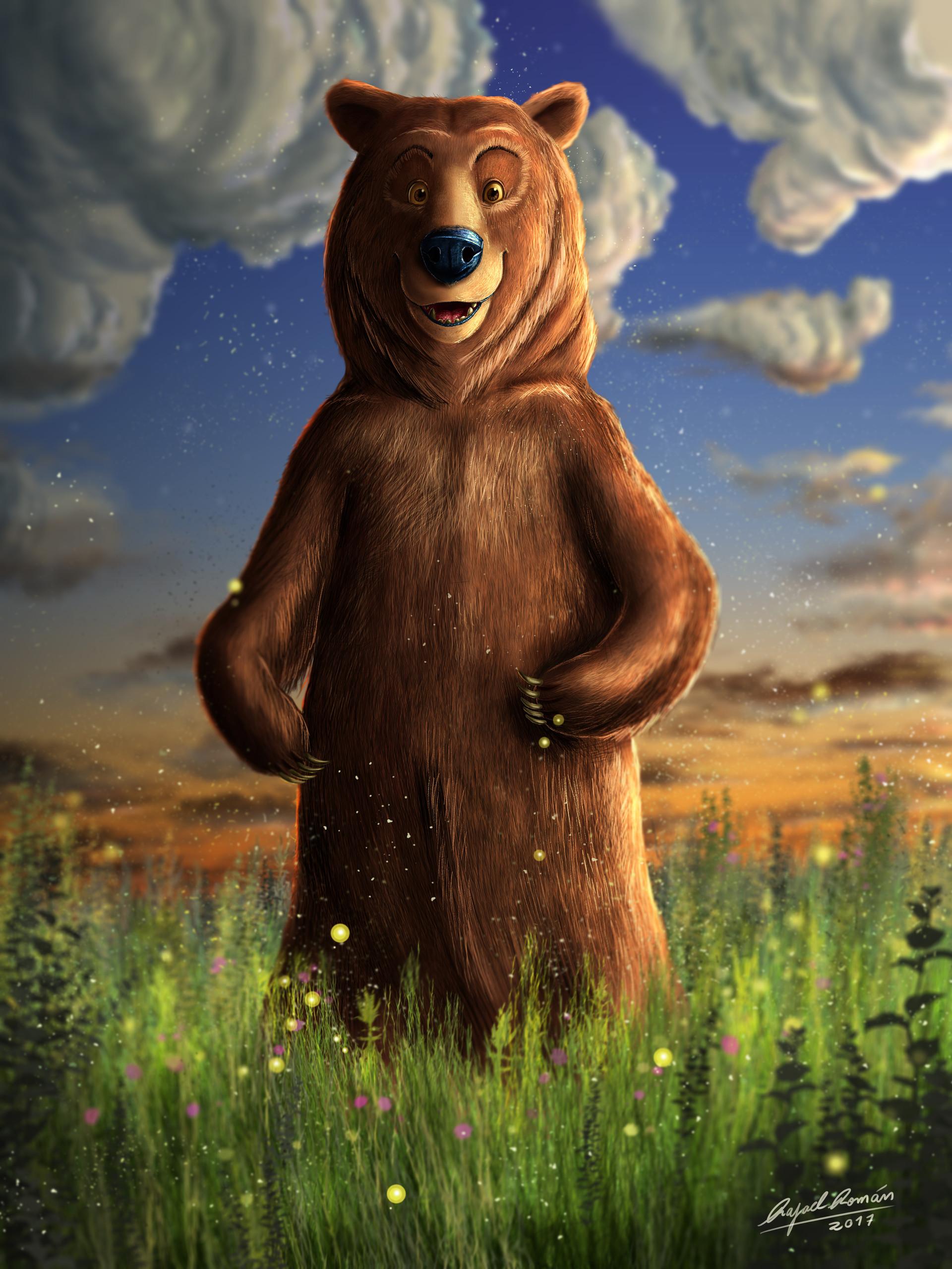 Rafael andrade oso listo