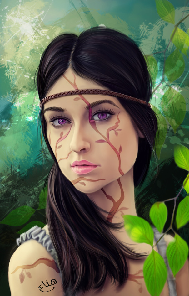 Hanaa medhat the tree lady1