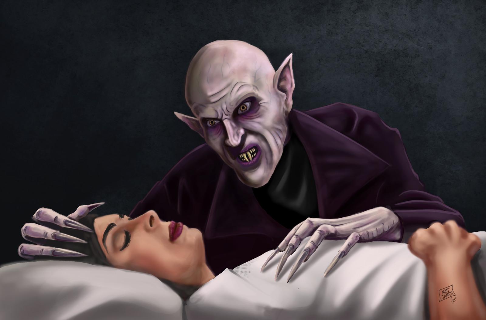 Count Orlok - Nosferatu