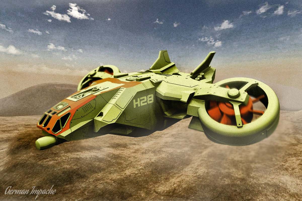 EVO-T Hoverflyer AIRONE