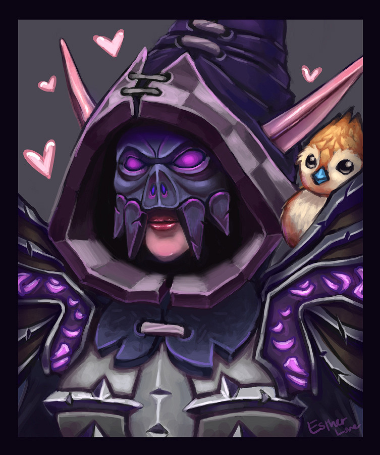 BlizzCon Badge Commission