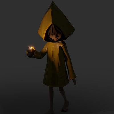 Jan enri arquero little nightmares