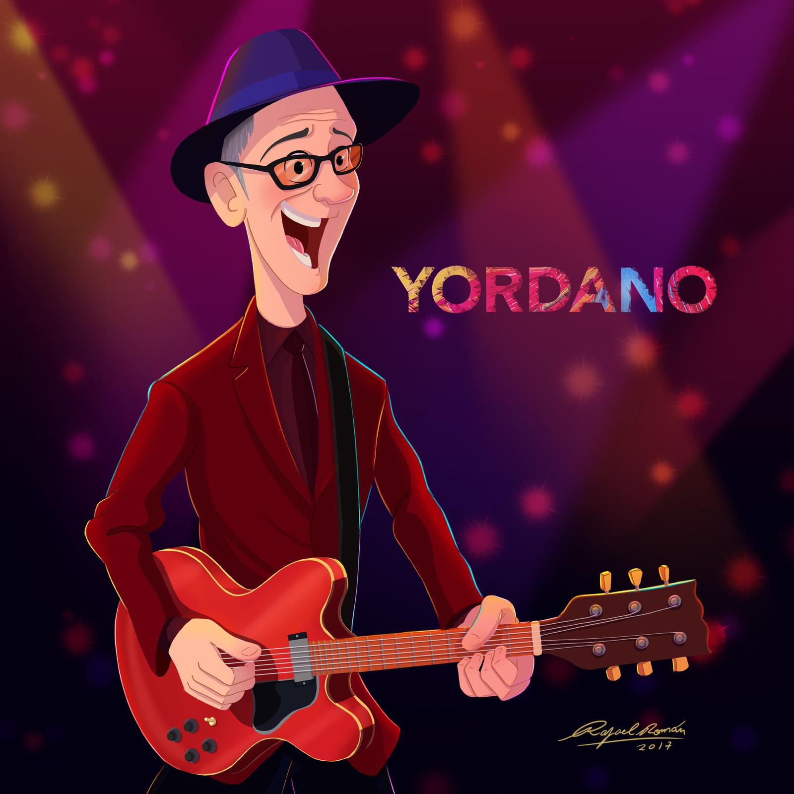 Yordano! Venezuelan Singer