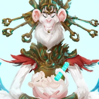 Vivien lulkowski vivien lulkowski monkeykinglightversionsmall
